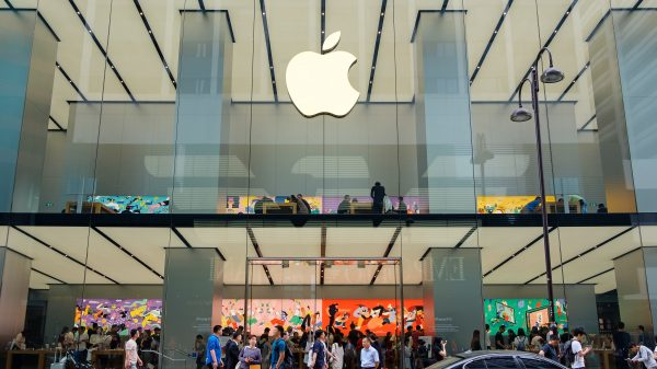 Apple reopens all 42 China stores after coronavirus closures