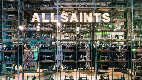 AllSaints enlists the help of bot protectors