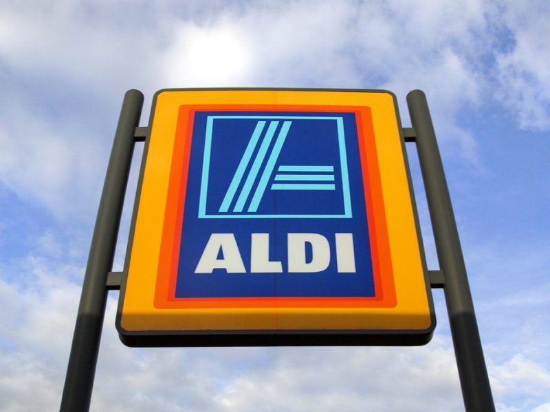Aldi's new checkout-free stores cost a whopping £1.8 million to refit making it more than twice as expensive as Amazon's Go stores.