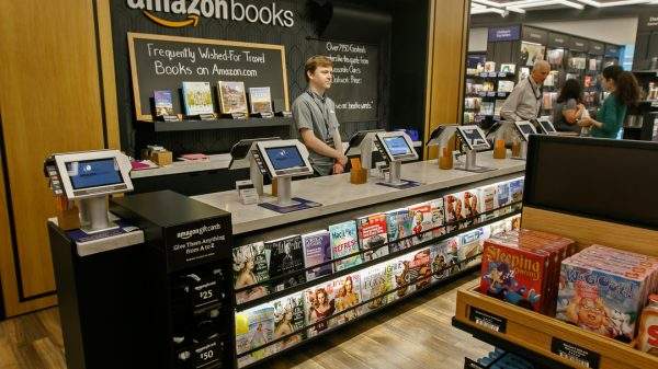 Amazon has been revealed as the anonymous benefactor that donated £250,000 to help independent UK bookshops survive the COVID-19 pandemic.