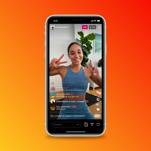 Instagram is set to introduce shoppable badges to Instagram Live videos amid a range of initiatives designed to further increase its ad revenue.