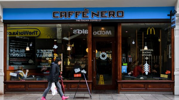 Caffè Nero is offering home delivery for the first time amid a new tie-up with Uber Eats as it looks for ways to continue trading during lockdown.