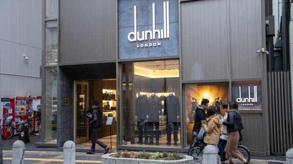 Dunhill is launching a new Instagram Live streaming initiative featuring weekly interviews with music artists, actors and creatives.