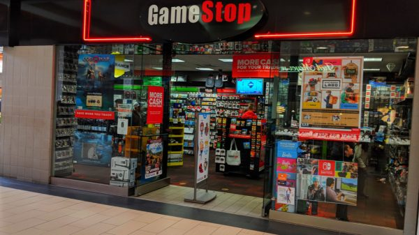GameStop has seen its share prices nearly double overnight after it became the focal point of a battle between Wall Street and smaller independent investors.