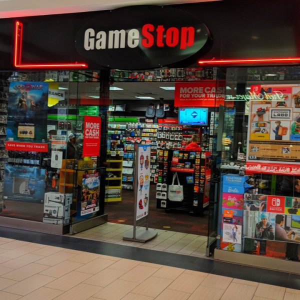 GameStop is planning to transform itself into an online marketplace to rival Amazon as it faces hundreds of store closures.