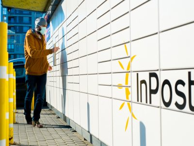 Schuh and New Look have partnered with out-of-home ecommerce delivery company InPost to offer instant, paperless, contactless returns.