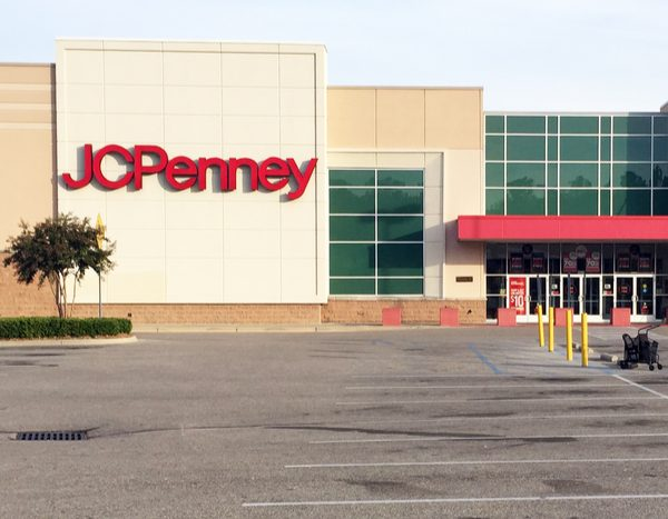 Amazon could buy JC Penney's entire 846 store estate as the US department store struggled to keep its head above water after it filed for Chapter 11 bankruptcy reorganisation.