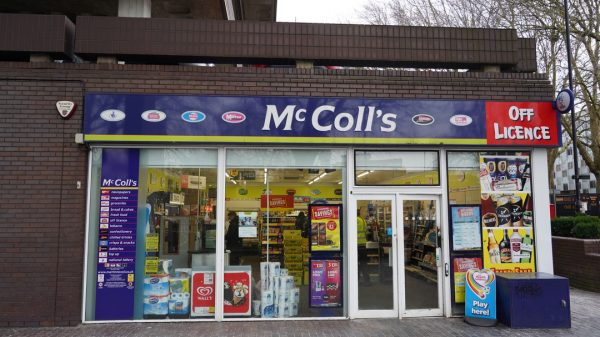 McColl's has announced a new partnership with Deliveroo seeing its goods available to order online for the first time.