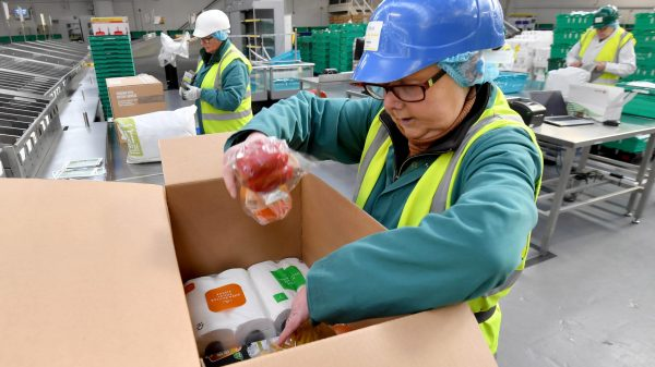 "Morrisons technology partner which powered its recent popular food box initiative has receive ""five figure funding"" from the government."