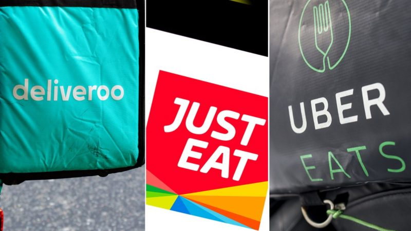 The online food delivery market will emerge from the pandemic nearly unrecognisable from how it went in.