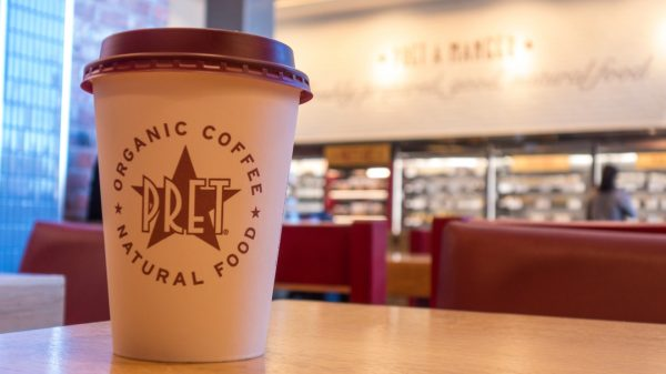 Pret A Manger is launching its first ever retail range exclusively on Amazon allowing customers to buy packs of their favourite coffee beans from the high street giant.
