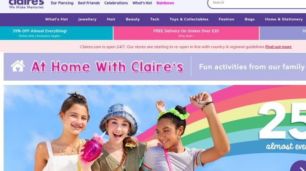 Claire's customers may have had their card payment details stolen after the brand and its sister company Icing were hit by a skimming cyber-attack.
