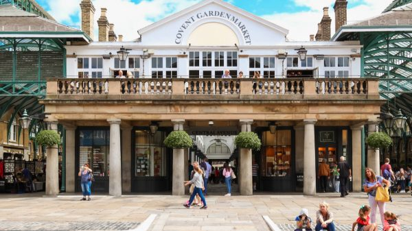 Covent Garden's retailers are offering a range of new digital initiatives to ensure social distancing is maintained when they reopen next week.