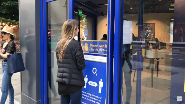 O2 is has rolled out a new virtual queuing system across its UK store estate enabling customers to access its services while remaining socially distanced.
