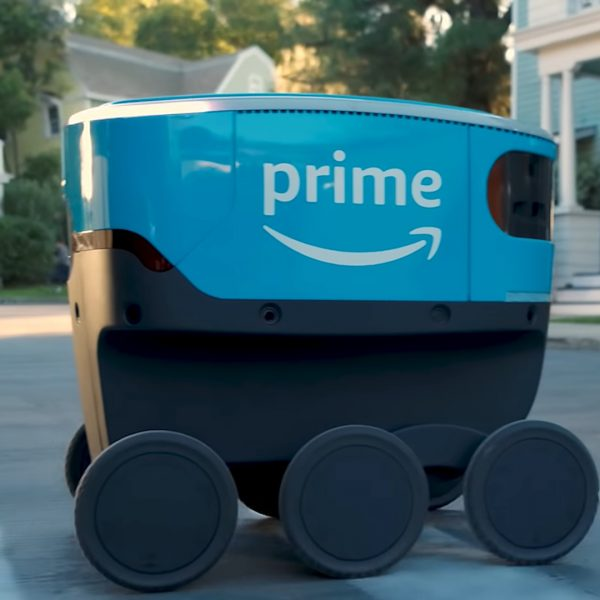 Amazon Scout begins UK hiring drive for driverless deliveries