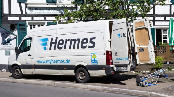 "Hermes delivered record numbers of parcels last year and is set to open a new purpose-built depot to meet demand from the ""significant growth of online shopping""."