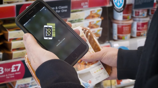 Marks & Spencer is more than tripling the number of stores offering its Mobile Pay Go technology, allowing users to pay for goods with their smartphone without visiting the till.