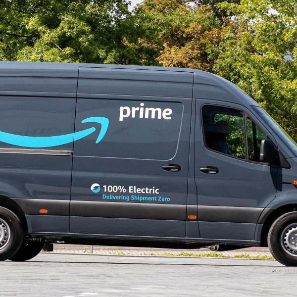 Over 80 per cent of Amazon delivery drivers say they are being forced to drive dangerously to hit unmanageable delivery targets.