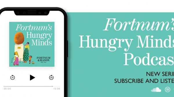 "Fortnum & Mason is launching a new podcast where leading figures in the industry will discuss ""the latest food trends, science and ideas that will shape the future of food""."