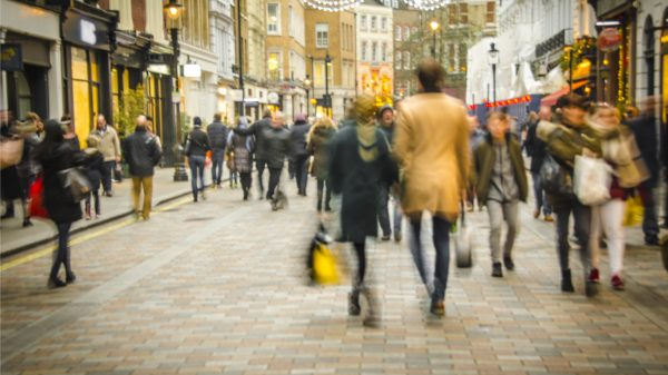 Consumer spending saw its biggest increase since before the UK went into lockdown throughout September.
