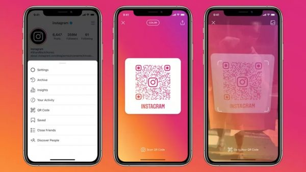 Instagram is set to launch a new QR code feature enabling customers to connect with their favourite retailers instantly.