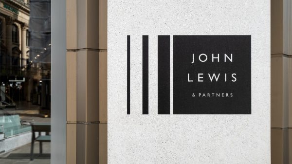 John Lewis has launched its online Christmas store earlier than ever after searches for festive items on its website shot up 370 per cent.