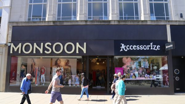 "Monsoon Accessorize has been accused of using servers with ""critical"" vulnerabilities potentially allowing hackers to see users' details and passwords."