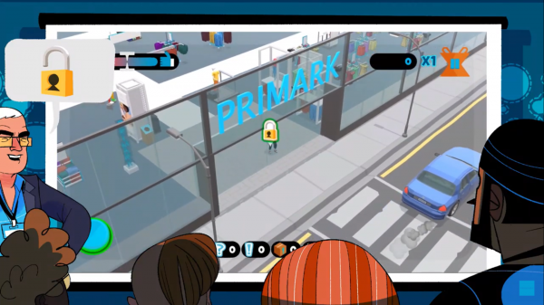 "Primark has launched its very first mobile video game ""Primark Legends"" where gamers play as a shop assistant at a busy store."