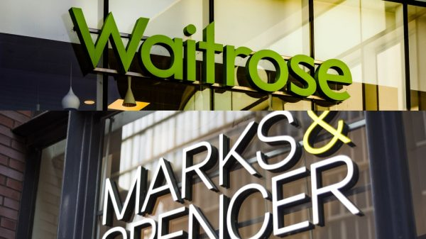 Waitrose and Marks & Spencer are battling each other for customers as both release initiatives to undercut their rivals in preparation for Ocado's switch over.