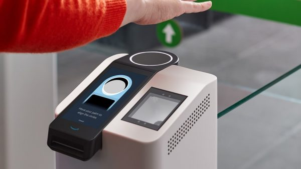 Amazon's biometric palm scanning technology will now be available at its Whole Foods grocery stores allowing shoppers to pay with nothing but their hands.
