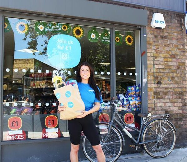 The Co-op is has launched a new rapid zero-emissions delivery trial with Pinga seeing hundreds of its products available for delivery in under two hours.