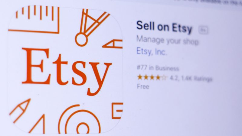 """Etsy has said that its customers are hungry to buy more items from """"black-owned shops"""" as racial tensions continue to sweep the US."""