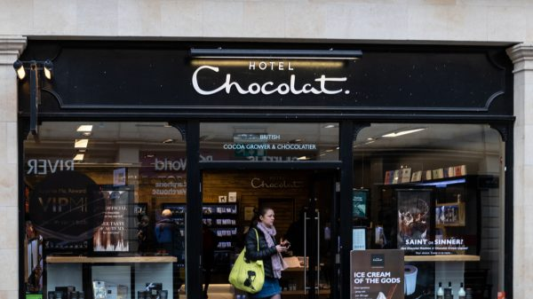 Hotel Chocolat has enlisted the help of The Hut Group (THG) to expand its ecommerce operations into the US.