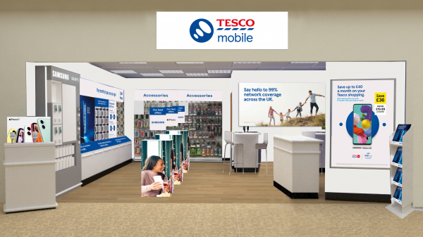 Tesco Mobile this week revealed a brand redesign, aiming to align the business more closely to the grocer.
