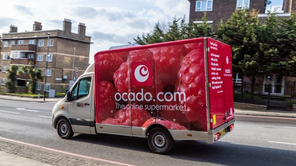 Ocado's market capitalisation topped £20 billion this week as its share price continued to rally to record levels.