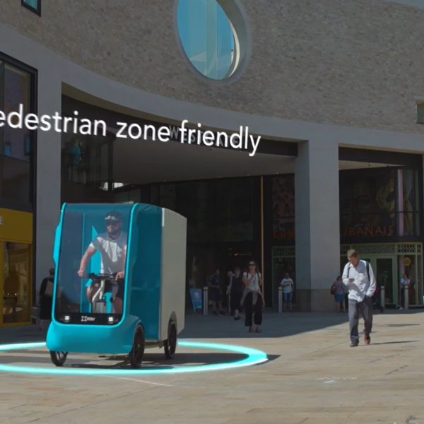 Asda is testing new hybrid electric delivery vehicles aimed at reaching customers in newly designated pedestrianised and zero-emission zones.