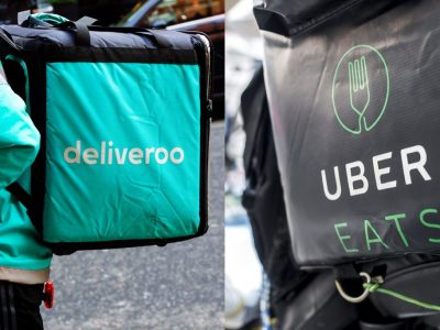 Couriers were the most in demand jobs in 2020 as retailers turned to rapid third-party delivery companies to meet demand for online orders.