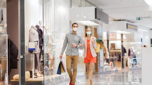 UK retailers should prepare for a spending boom later this year as the rapid vaccine-roll our drives growing positive sentiment among shoppers.