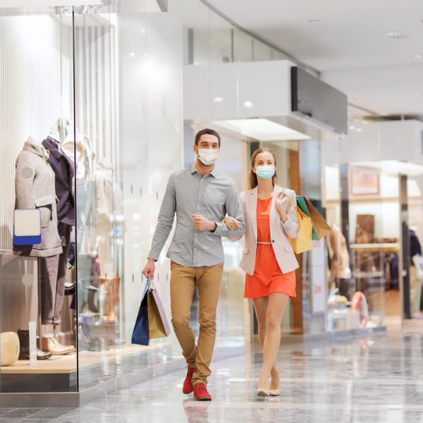 CCTV cameras using artificial intelligence to prevent shoppers not wearing masks from entering stores are being rolled out across the UK.