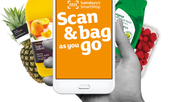 "Sainsbury's SmartShop digital mobile scanning technology will be available in ""the majority"" of its stores by the end of the year."