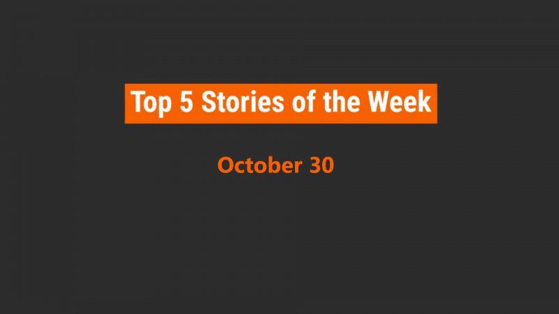 Top Stories Template October 30