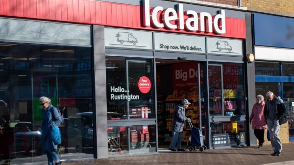 Iceland has reached out to 150,000 vulnerable shoppers to offer them priority delivery slots as the UK settles into its third national lockdown.