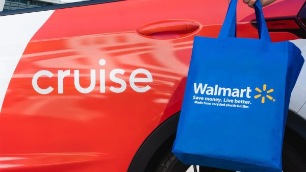 Walmart is set to pilot deliveries via all-electric self-driving vehicles in the next few months amid a new tie-up with General Motors.