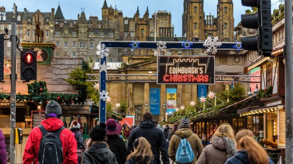 Edinburgh's iconic Christmas market is set to take place virtually for the first time this year as retailers are offered free access to a new virtual shop window.