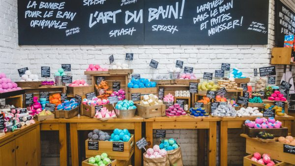 Lush has partnered with Stuart to offer customers delivery in as little as two-hours as it prepares to close its physical stores amid a second national lockdown.