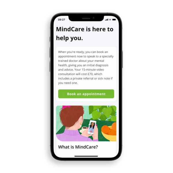 """Superdrug has launched a new """"doctor-led"""" mental health app offering users virtual consultations, diagnosis and support."""