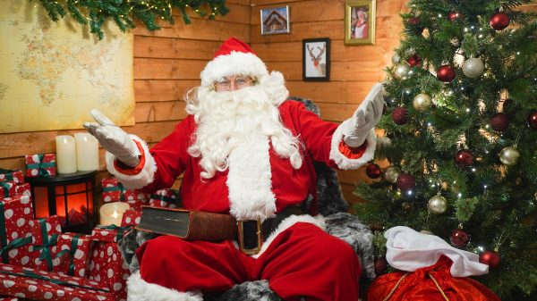 Santa's Grotto will go online this year as retail outlets across the country are forced to cancel traditional Christmas events.