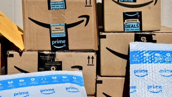 Amazon has been ordered to hand tens of millions of dollars to delivery drivers after its was found to be pocketing their tips for over two years.
