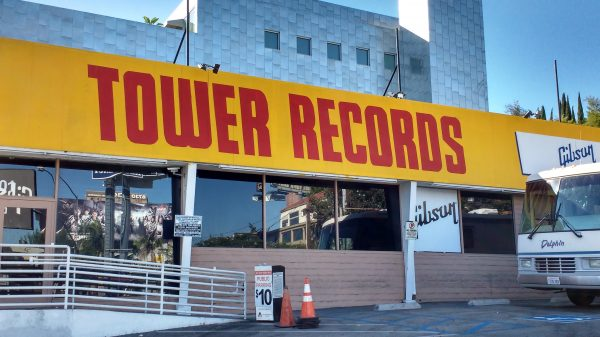 Tower Records reopens as online store