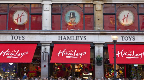 Hamleys is set to launch its entire range of toys on Ebay's marketplace for the first time as it seeks to expand its online presence in the face of the pandemic.